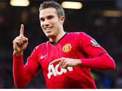 Robin Van Persie (Manchester United)