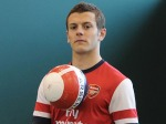 If Arsenal are to even be considered for an automatic Champions League spot, Wilshere (above) needs to last the whole season